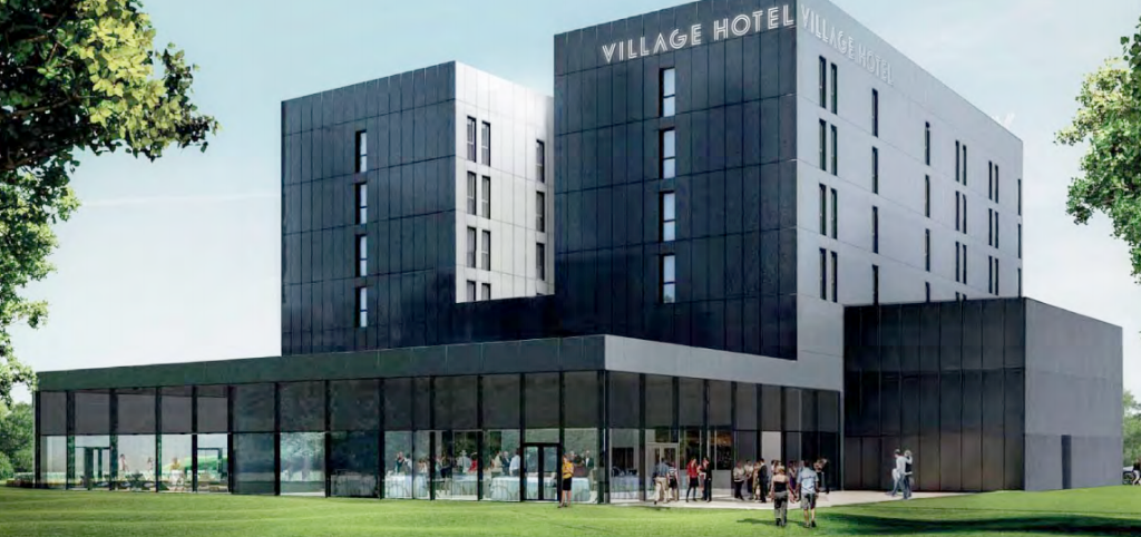 Hotel 'will help Basingstoke compete with Reading and Guildford'